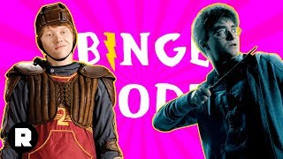 'Harry Potter and the Half-Blood Prince,' Ch. 16-19 | Harry Potter | Binge Mode | The Ringer