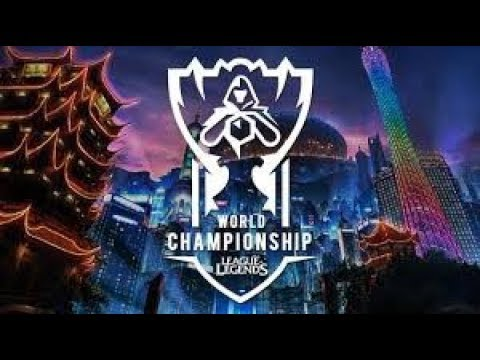 Quarterfinals Day 3 | 2017 World Championship | Royal Never Give Up vs Fnatic