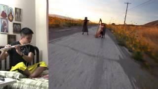 Lindsey Stirling River Flows In You Flute Cover By Vincent Gatdula