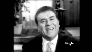 Gino cervi & Fernandel - Carosello vecchia romagna 1964