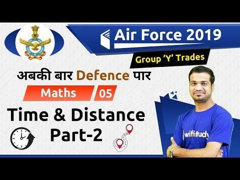 9:30-pm---air-force-2019-'y'-group- -maths-by-naman-sir- -time-&-distance-(part-2)