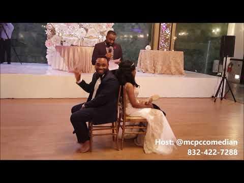 Funny Shoe Game/Wedding Reception Hosted By MCPC - Nigerian Wedding MC In America