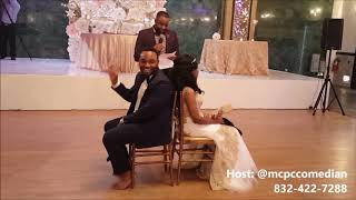Funny Shoe Game/Wedding Reception hosted by MCPC - Nigerian Wedding MC in America
