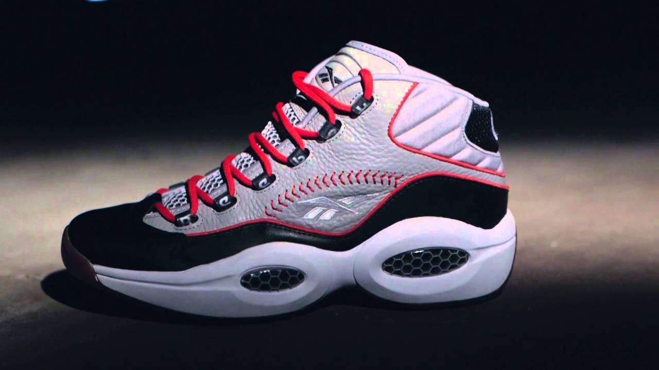 625fc1d95a1e The REEBOK QUESTION  PRACTICE  - YouTube