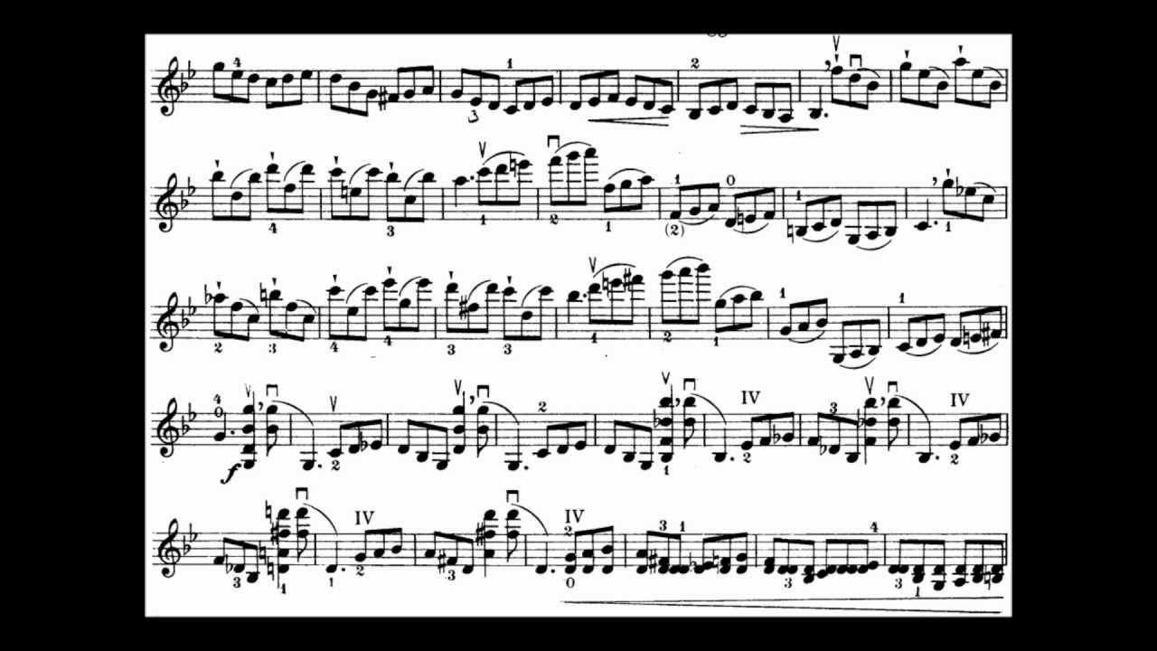 Wieniawski -- Scherzo Tarantelle Op. 16