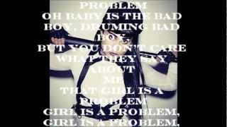 Natalia KIlls - Problem  Lyrics Video