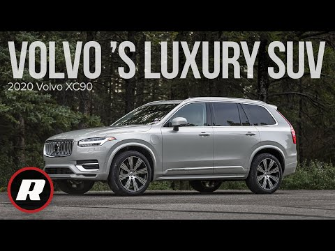 2020 Volvo XC90: 5 things to know about this updated luxury SUV