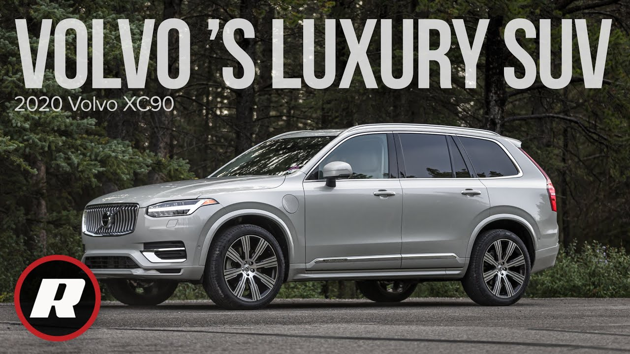 2020 Volvo Xc90 5 Things To Know About This Updated Luxury Suv