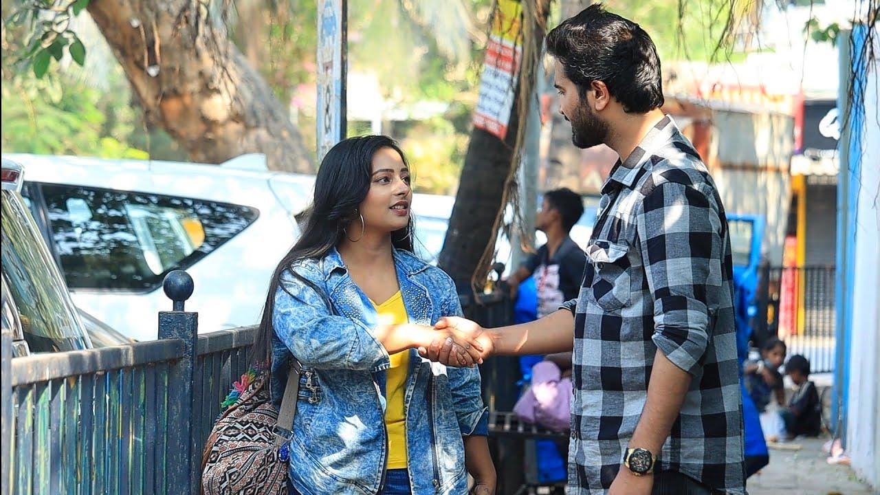 Hotel Chalo Mere Sath   Prank On Girl In Mumbai   Yash Choudhary