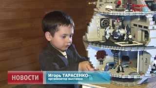 В Екатеринбурге открылся уникальный музей LEGO(100 экспонатов в первом музее Lego на Урале. Ему уступает только музей в Праге., 2013-06-03T12:14:16.000Z)