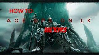 how to aoe dps val kyrs at lod hunter mage warrior druid and warlock part 1