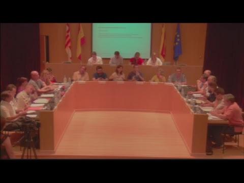 Consell plenari del districte de Nou Barris 06/07/2017