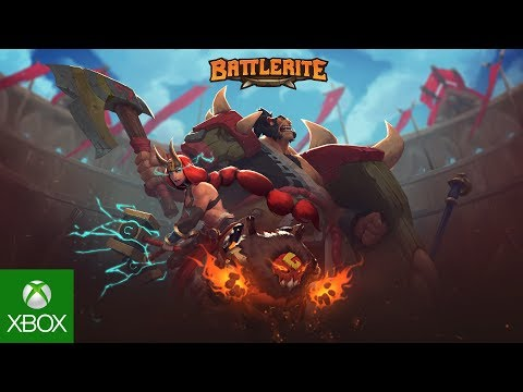 Arena brawler Battlerite coming to Xbox One