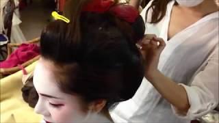 Maiko Hair.
