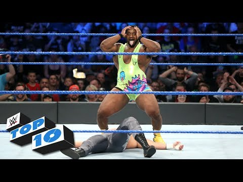 Top 10 SmackDown LIVE moments: WWE Top 10, June 6, 2017