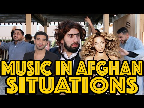 MUSIC IN AFGHAN SITUATIONS!