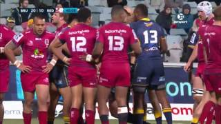 ROUND 15 HIGHLIGHTS: Brumbies v Reds