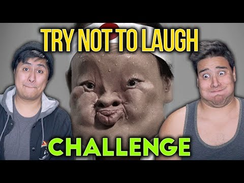 Try Not To Laugh Challenge! **IMPOSSIBLE CHALLENGE**