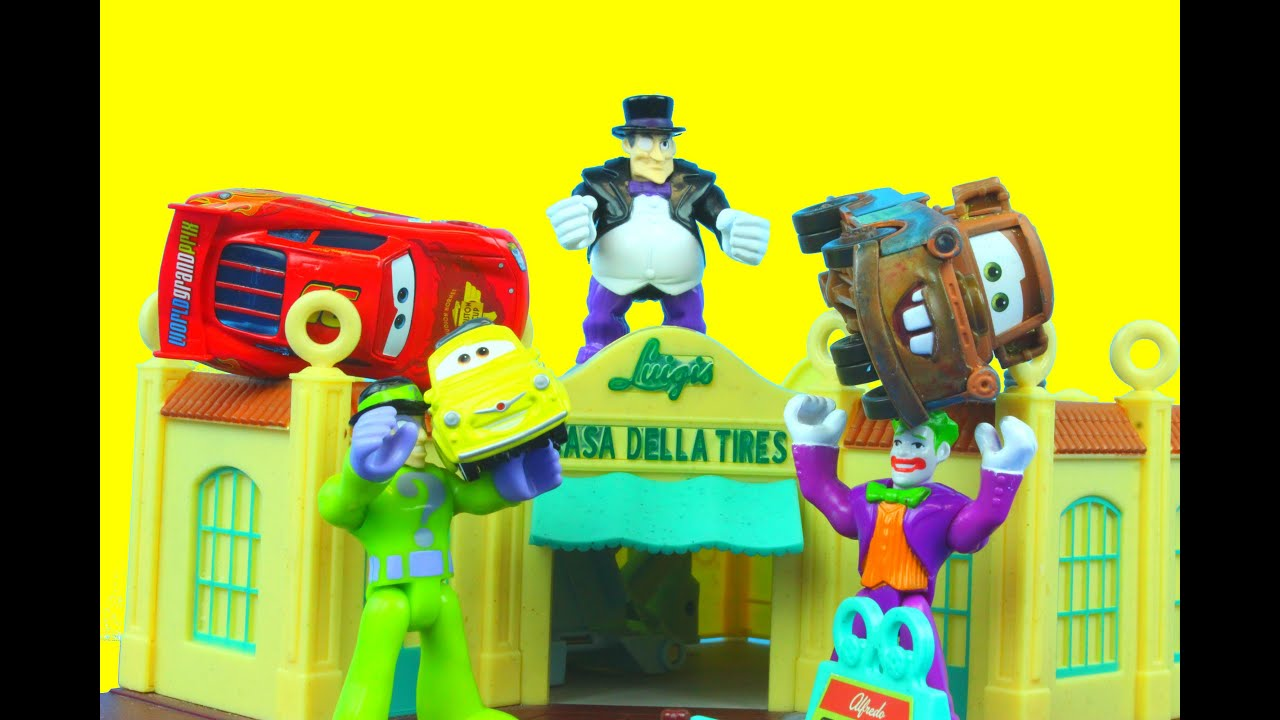DC Super Friends Fisher-Price Imaginext The Riddler Toy ... |Imaginext Riddler