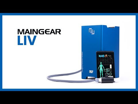 MAINGEAR LIV - Emergency Pulmonary Ventilator (Prototype)