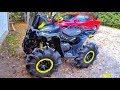 Giveaway Video! (Renegade XMR 1000s, Polaris Highlifter 1000s)