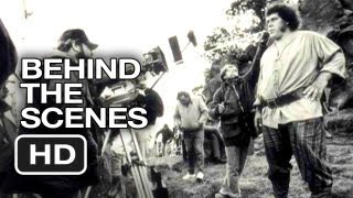 The Princess Bride - Behind The Scenes - Andre The Giant (2012) - Cary Elwes Movie HD