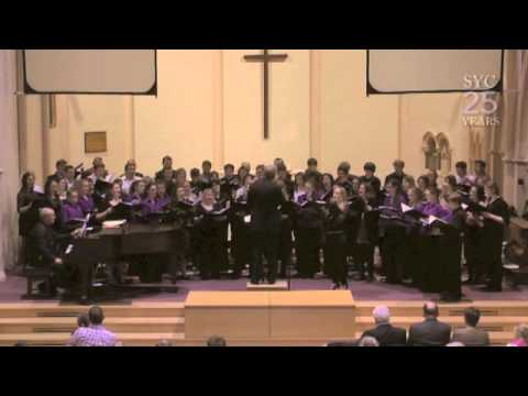 O Waly Waly Performed By Surrey Youth Choir (Solo By Abbie Osman)