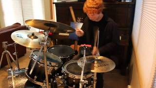 Foals - Black Gold Drum Cover Resimi