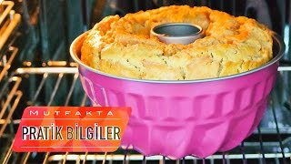 Kek Pişerken Fırının Kapağı Açılır Mı? | Kek Yapmanın Püf Noktaları