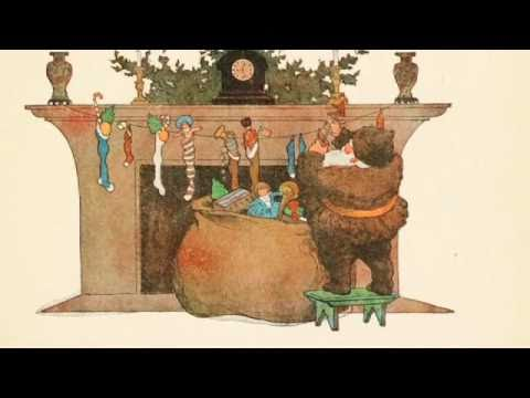Werner Herzog Reads Twas The Night Before Christmas