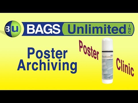 Poster Rehab Clinic: Archiving your posters