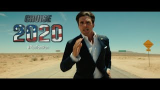 TOM CRUISE 2020 - Presidential Campaign Announcement