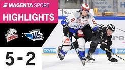 Thomas Sabo Ice Tigers - Schwenninger Wild Wings | 45. Spieltag, 19/20 | MAGENTA SPORT