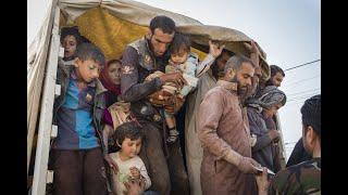 أخبار عربية - #الدروع_البشرية.. آخر أساليب داعش لتغطية خساراته