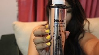 Bblunt Back to Life Dry Shampoo- Review and Demo