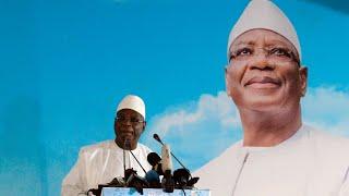 Mali : IBK réélu avec 67 % des voix