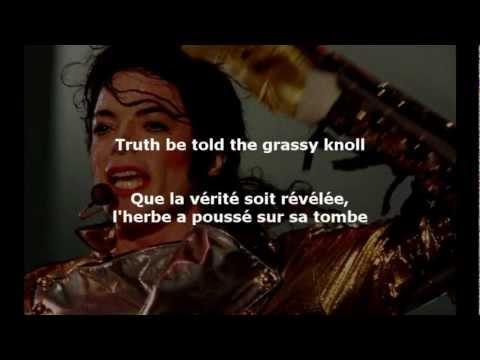 Michael Jackson - Tabloid Junkie (1995) (subtitles lyrics English - sous-titres paroles Français)