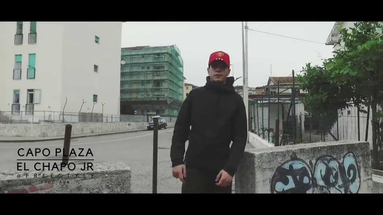 capo plaza el chapo jr freestyle  prod ava