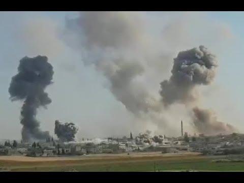 Battles for Syria