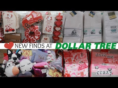 DOLLAR TREE * NEW FINDS 12-28-19 /SHOP WITH ME