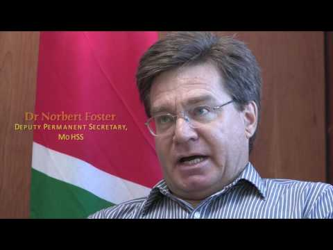 Health Extension Workers - Bringing healthcare to Namibia's rural communities