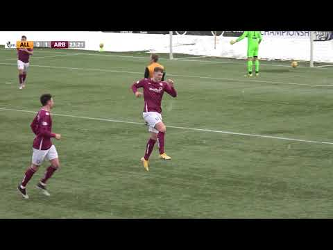 Alloa Arbroath Goals And Highlights