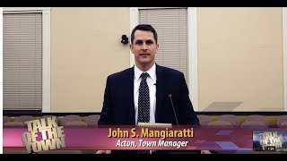 Town Manager Update March, 1st, 2019