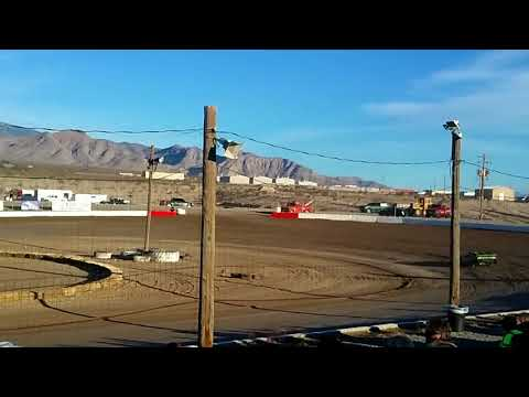 Pahrump Valley Speedway first race of the Season 2018