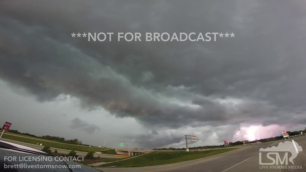 07-20-18 Louisville, Kentucky - Middletown, IN - Tornado and Severe Weather  Recap