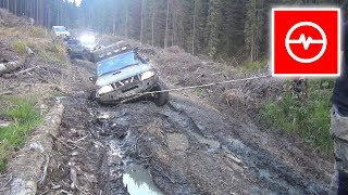 Terapia błotem czyli Off Road Ukraina