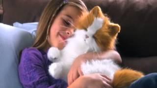 Hasbro FurReal Friends Интерактивная кошка Лулу и Веселый кролик