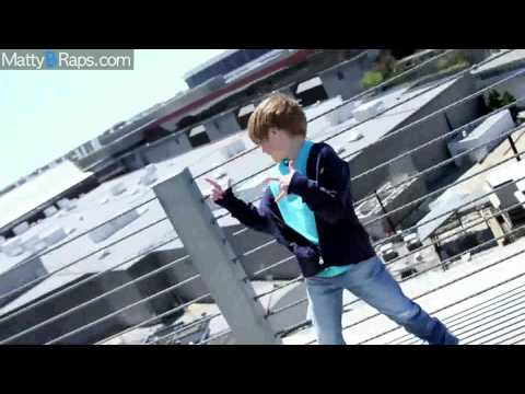8 Year Old Raps Black Eyed Peas   Just Can't Get Enough by MattyBRaps