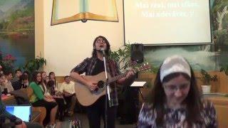 Evanghelizare 21.02.2016 - Biserica Baptista