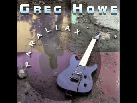 Greg Howe - Parallax (1995) [Full Album]